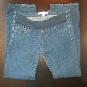 LOVE 21 Maternity Size 27 Womens Stretch Boot Cut